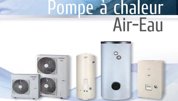 Pompe à Chaleur Sainte-Marie → Devis/Prix : Installation PAC Air-Eau, Aerothermie